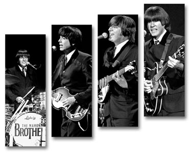 The Mahoney Brothers Beatles