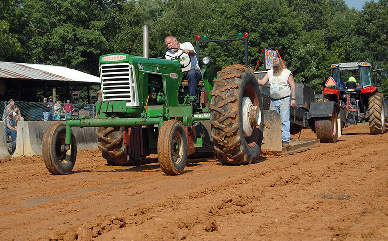 Truck & Tractor Pulls – Schuylkill County Fair