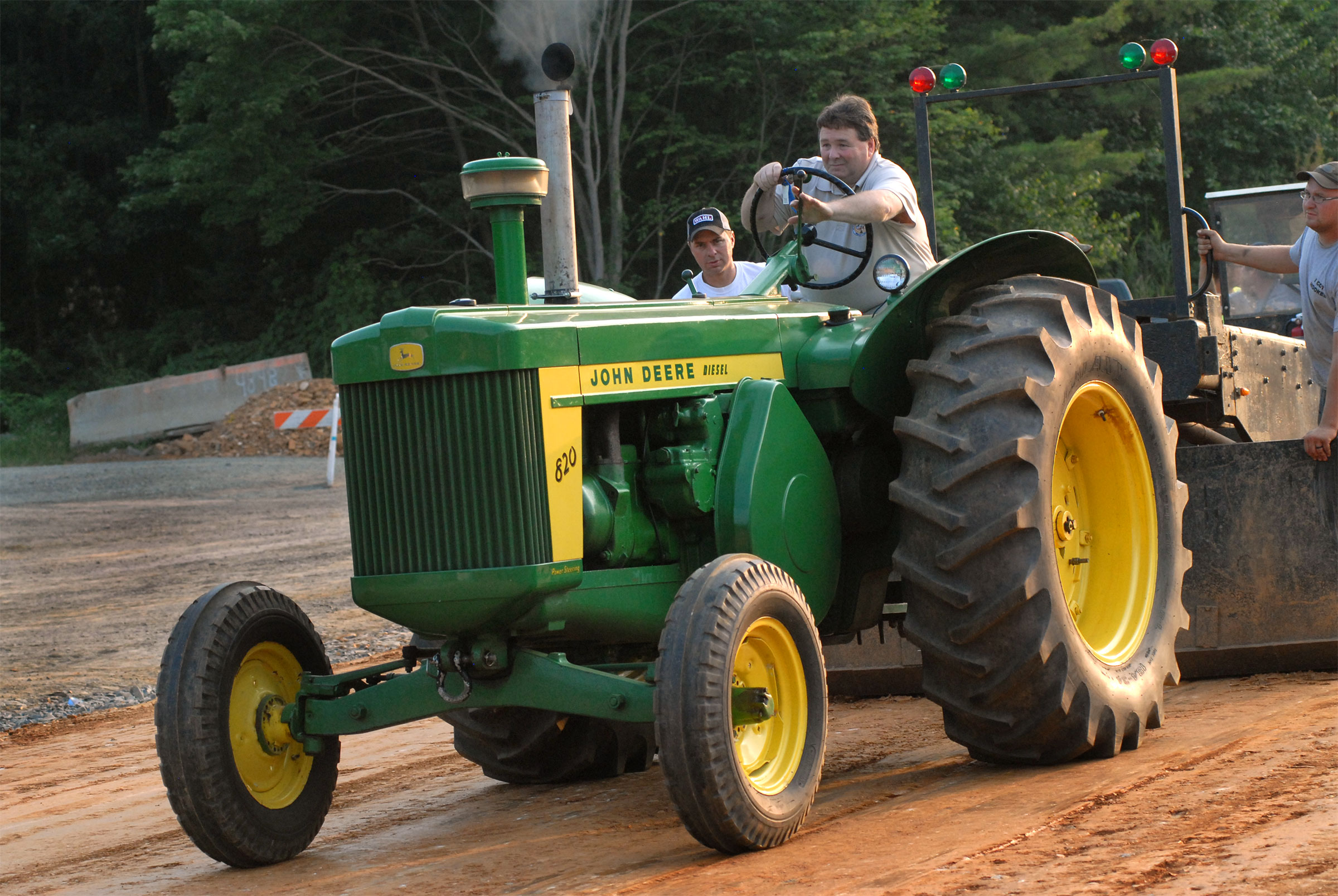 Tractor Pull Artwork : Celebrity tractor pull schuylkill county fair