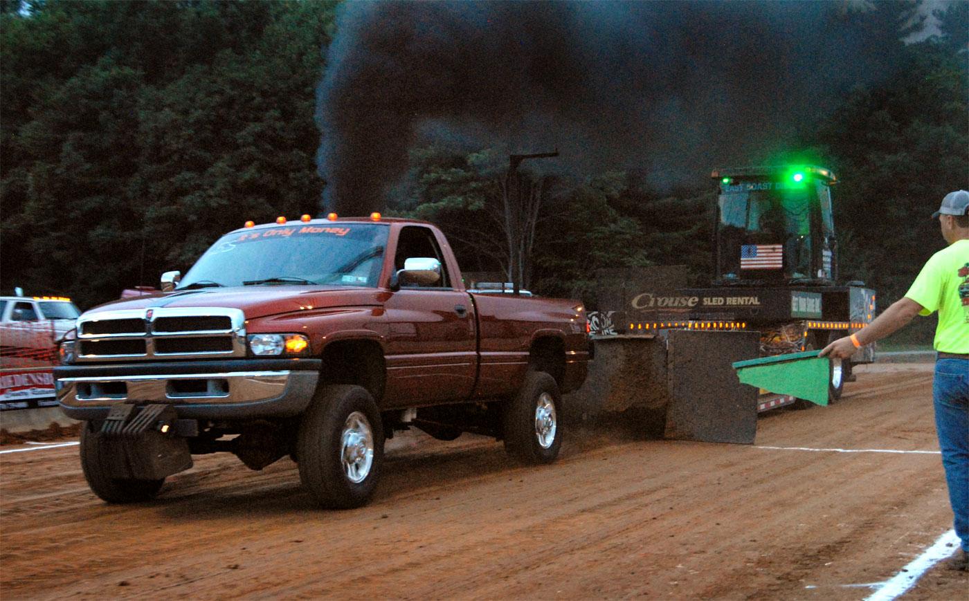 Roar of the Engines – Schuylkill County Fair