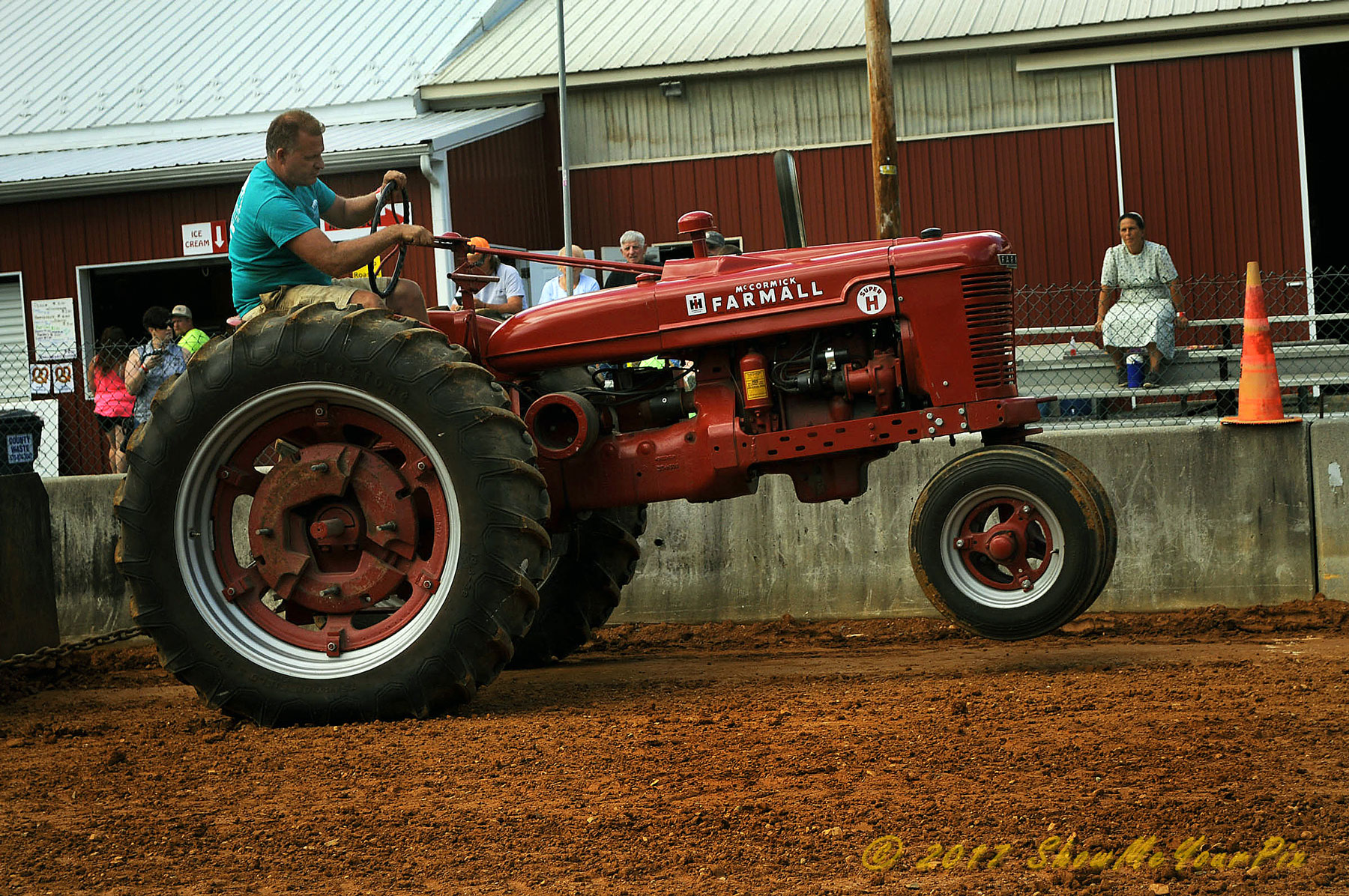 Truck & Tractor Pulls – Schuylkill County Fair