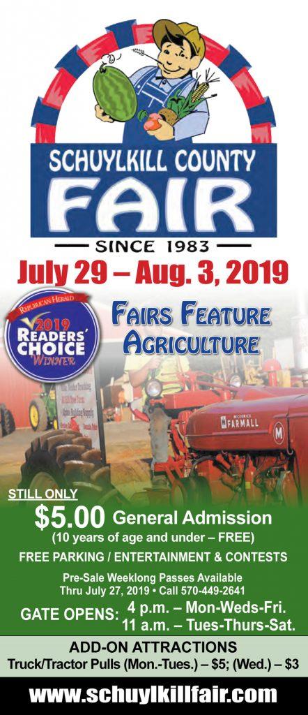 2019 Fair Brochure