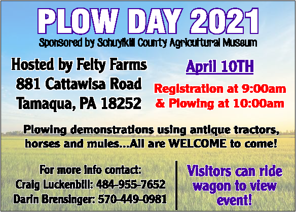 Plow Day 2021